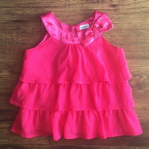 🌈3 for $13/ 3T Old Navy ruffle shirt